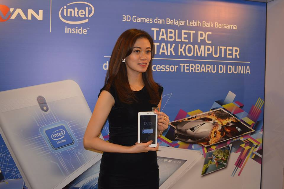 tablet advan vandroid x7
