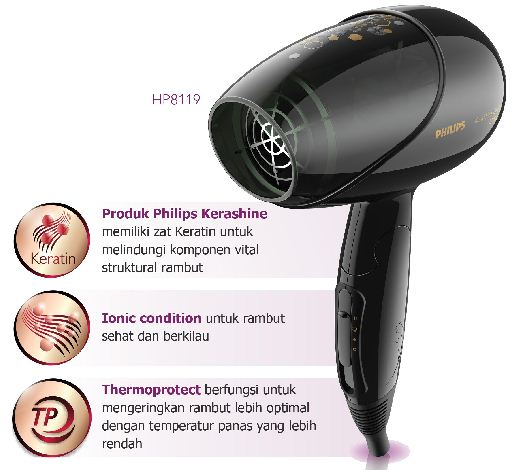 phlipis kerashine hairdryer
